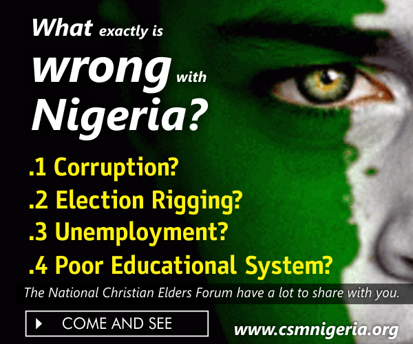 What exactly is wrong with Nigeria