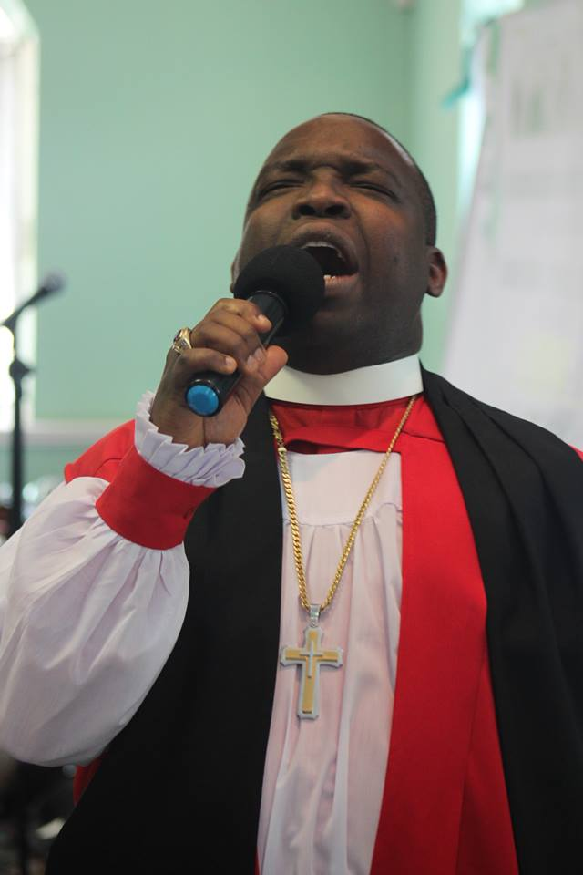 Bishop Aderanti Famodun President Nigeria Pastors Association South Africa