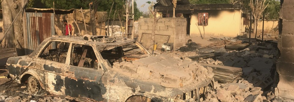 NIGERIA: DOZENS KILLED AS MILITARY LAUNCHES AIR ATTACKS ON VILLAGES BESET BY SPIRALLING COMMUNAL VIOLENCE
